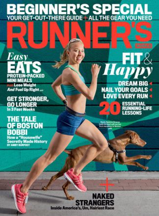 Runner's World USA 1/2016