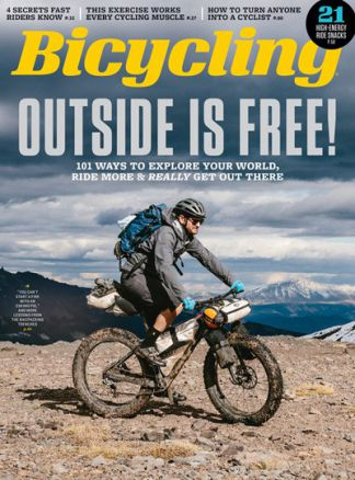 Bicycling USA 1/2016