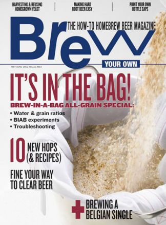 Brew Your Own 1/2016