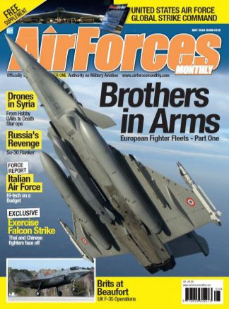 Airforces Monthly 1/2016