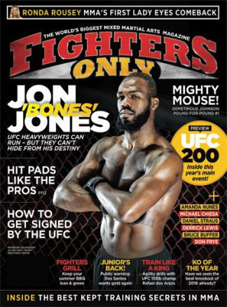 Fighters Only 1/2016