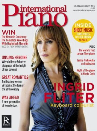 International Piano 2/2016
