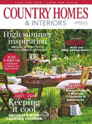 Country Homes & Interiors 1/2016