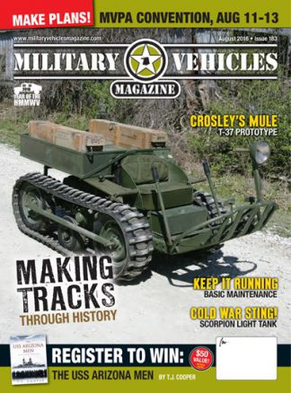Military Vehicles 5/2016