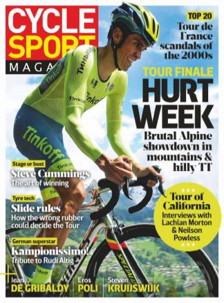 Cycle Sport 1/2016