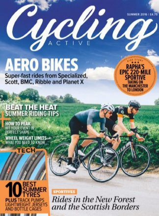 Cycling Active 1/2016