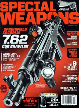Special Weapons for Military & Police 3/2016