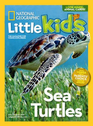 National Geographic Little Kids 3-6 5/2016