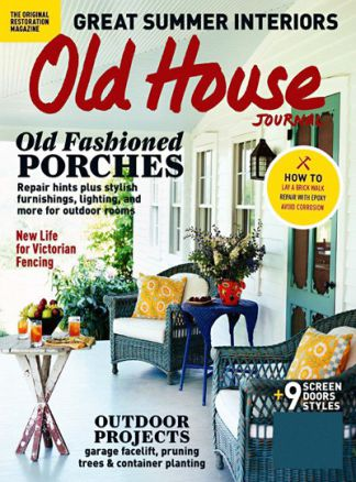 Old House Journal 3/2016