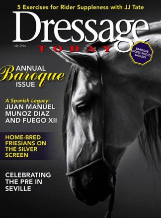 Dressage Today 6/2016