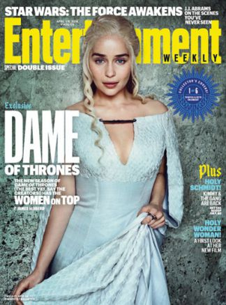 Entertainment weekly 2/2016