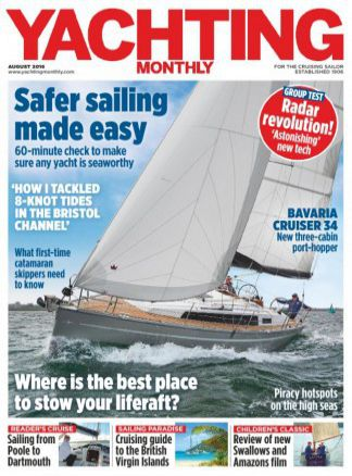 Yachting Monthly 2/2016