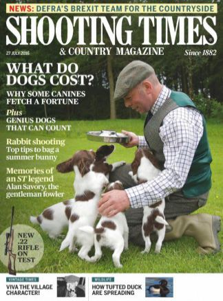 Shooting Times and Country Magazine 2/2016