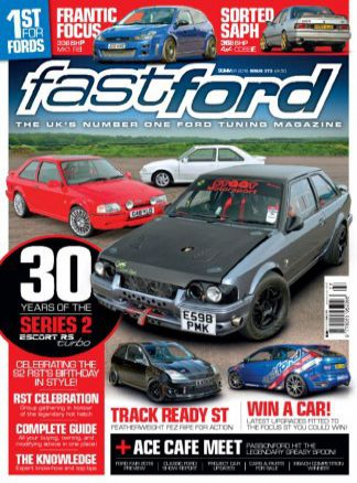 Fast Ford 8/2016