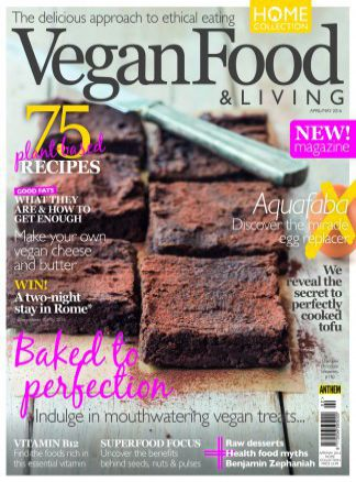 Vegan Food & Living 1/2016