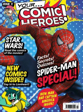 Your Comic Heroes 1/2016