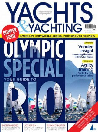 Yachts & Yachting 8/2016