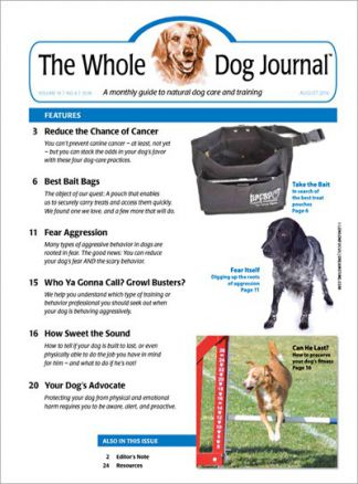 Whole Dog Journal 2/2016