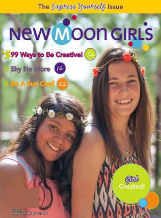 New Moon Girls 4/2016