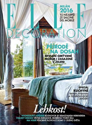 Elle Decoration 2/2016