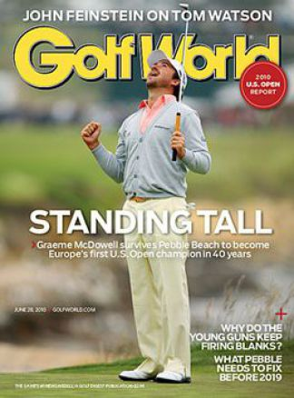 Golf World (US) 1/2016