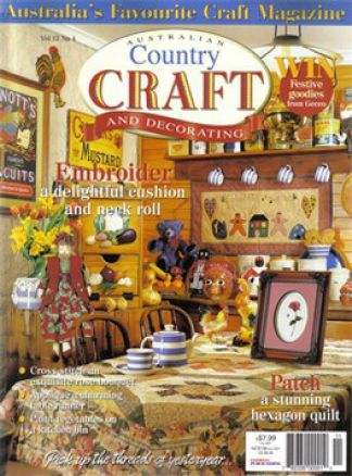 Country Craft & Decorating 1/2016