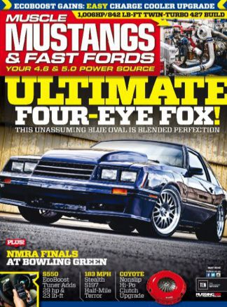 Muscle Mustangs & Fast Fords 1/2016