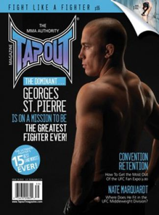 Tapout magazine 1/2016