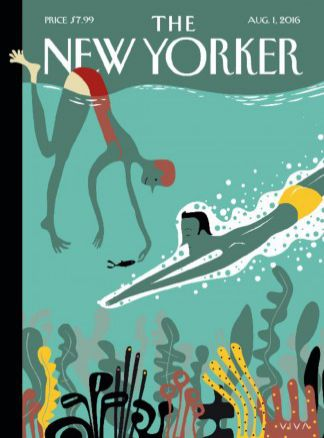 THE NEW YORKER 1/2016