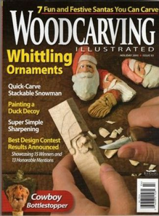 WOODCARVING ILLUSTRATED 1/2016