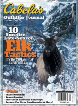 Cabela's Outfitter Journal 1/2016