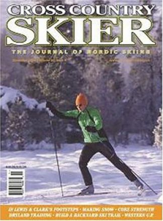 Cross Country Skier 1/2016