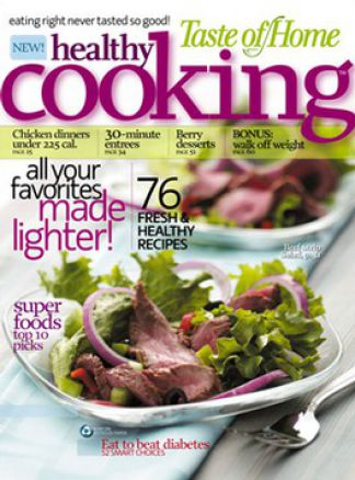 Healthy Cooking 1/2016