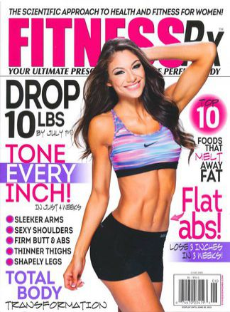 Fitness RX For Women 1/2016