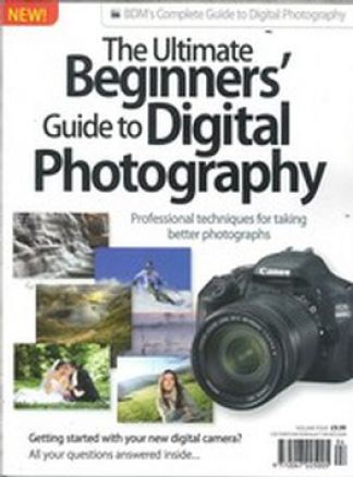 BDM COMPLETE GUIDE TO DIGITAL PHOTOGRAPHY 1/2016
