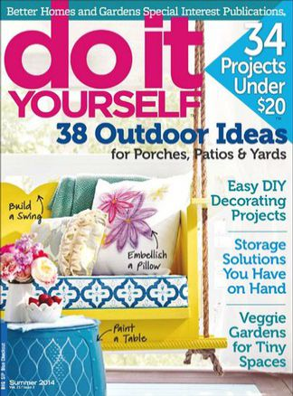 BHG DO IT YOURSELF 1/2016