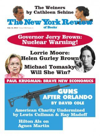 New York Review Of Books 1/2016