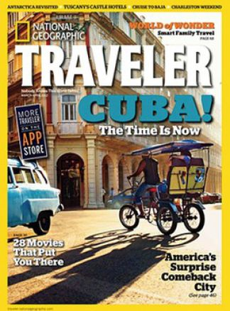 National Geographic Traveler USA 1/2016