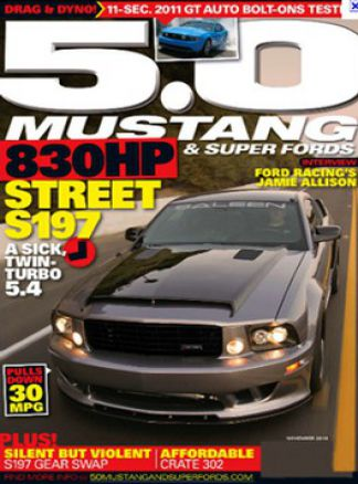 5.0 Mustang & Super Fords 1/2016