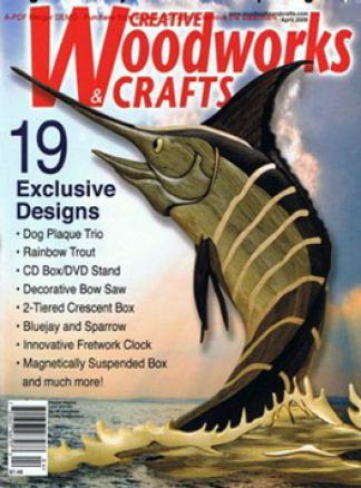 Creative Woodworks & Crafts 1/2016