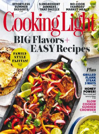 Cooking Light 1/2016
