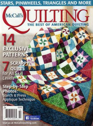McCall's Quilting 4/2016