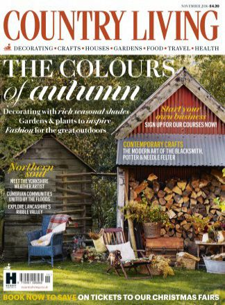 Country Living UK 10/2016