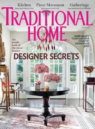Traditional Home 7/2016