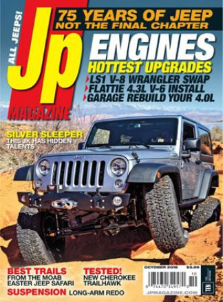 J/p(total Jeep Experience) 7/2016