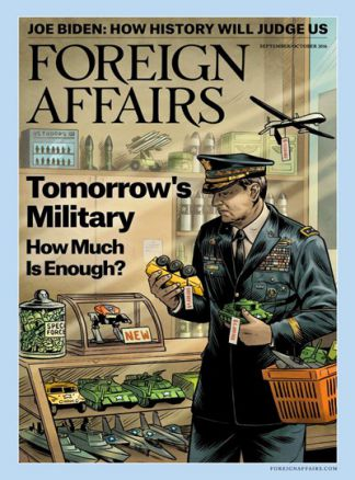 Foreign Affairs 3/2016