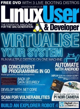 Linux User & Developer 10/2016