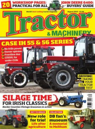 Tractor & Machinery 1/2016