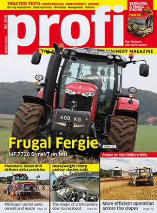 Profi Tractors and Farm Machinery 9/2016