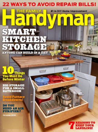 The Family Handyman 7/2016